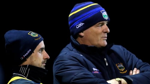 Tipp coach taken to hospital after collision in Clare draw