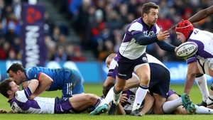 Greg Laidlaw knows Scotland will have to step up a gear against England