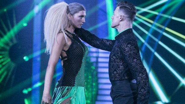 Alannah Beirne and Kai Widdrington