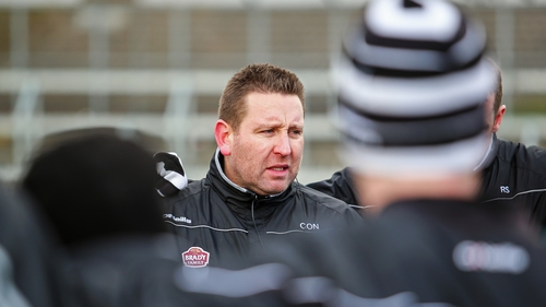 Kildare manager Cian O'Neill insisted his team were moving in the right direction after their one-point loss to Tyrone