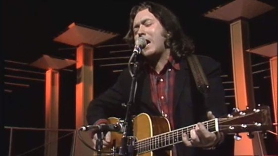 Rory Gallagher Late Late Show (1988)