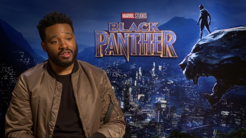 Black Panther writer-director Ryan Coogler