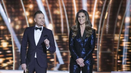 be82379b3a8 Get the Look  Amanda Byram s sequined suit