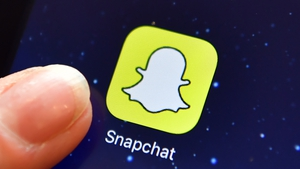 Snapchat said it had 210 million daily active users in the third quarter ended September 30
