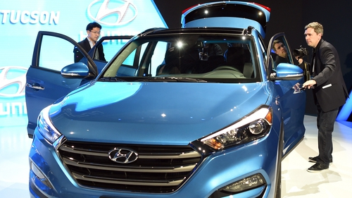 The top selling car in August was the Hyundai Tucson, SIMI figures show