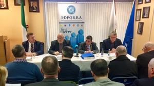 Pdforra representatives meeting in February