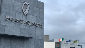 Cllr O'Donnell pleaded not guilty to both charges at Letterkenny Courthouse