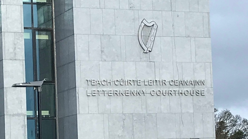 Billy Mooney faced a total of 19 charges at Letterkenny Circuit Court