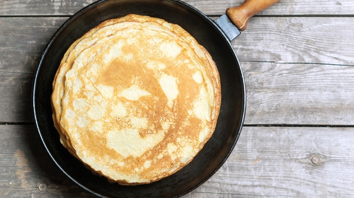 Happy Pancake Tuesday!