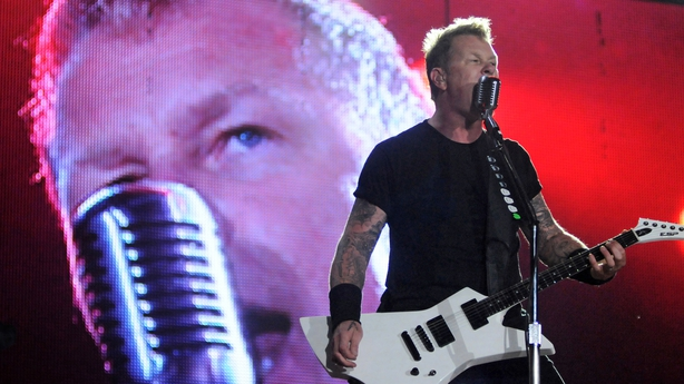 Metallica announce United Kingdom and European stadium tour