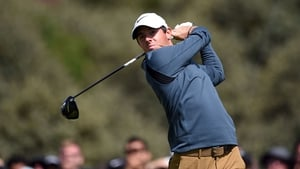 Rory McIlroy has a late start