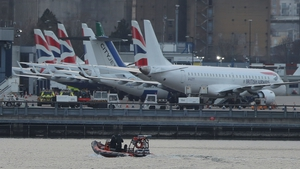 London City Airport chief executive Robert Sinclair announced flights would resume today after the bomb was successfully removed from the dock