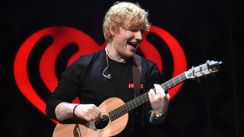 Has Ed Sheeran secretly got married?