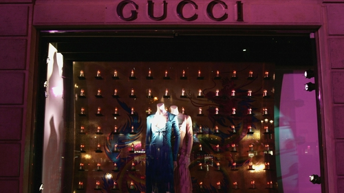 The Gucci brand is reaping the benefits of a radical makeover under designer Alessandro Michele