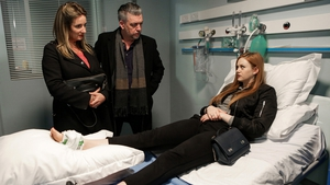 Karen is in crisis on Fair City