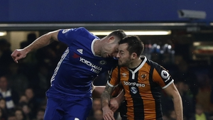 That clash of heads at Stamford Bridge