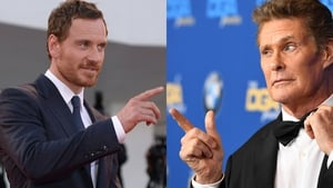 Michael Fassbender and David Hasselhoff's next movie is 80s cheese at its best