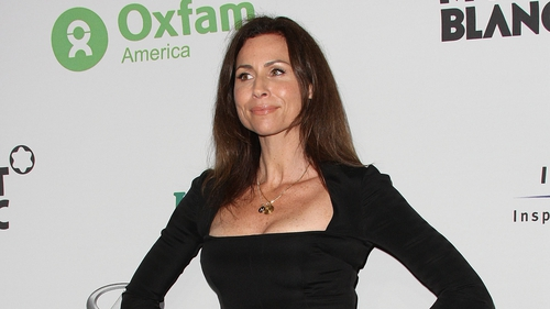 Minnie Driver had been involved with Oxfam for 20 years