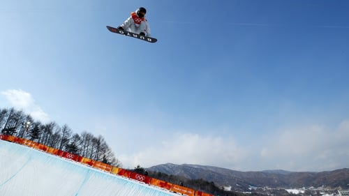 Shaun White catches some serious air to claim gold