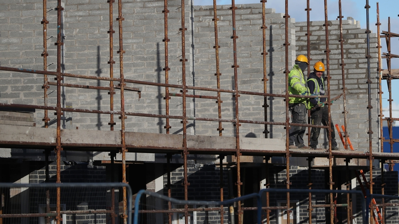 Residential building output up 8.2% in third quarter
