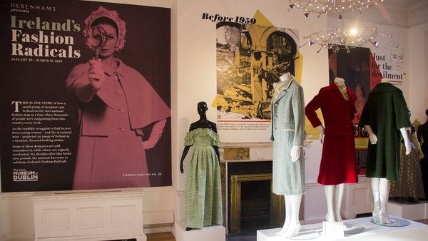 """While Ireland's Fashion Radicals exhibition is a modest archive of indigenous fashion talent, it offers remarkable insights and stories about Irish people and culture"""