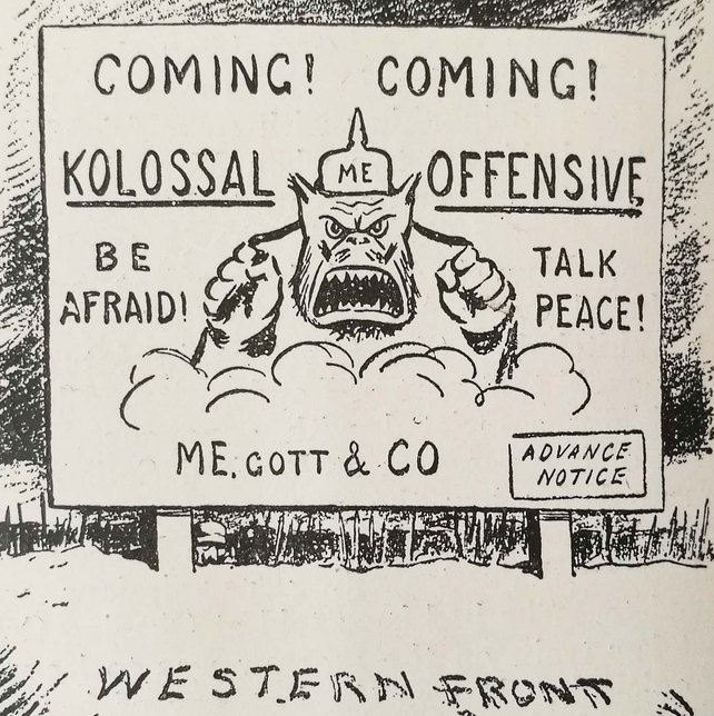 Century Ireland Issue 120 Kolossal Offensive