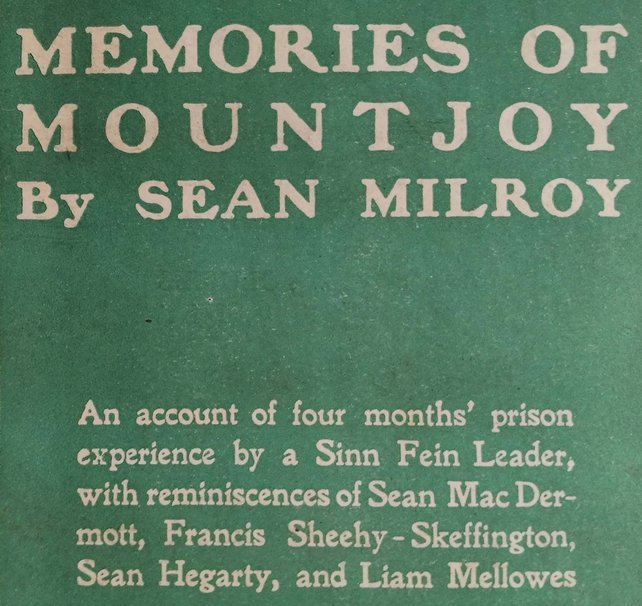 Century Ireland Issue 120 Memories of Mountjoy by Sean Milroy
