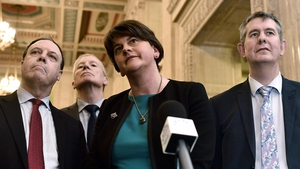 Arlene Foster said that 'serious and significant gaps remain between ourselves and Sinn Féin...'