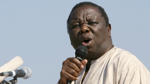 Morgan Tsvangirai pictured in 2009