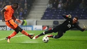 Liverpool put five past Porto in the first leg