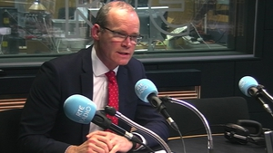 Simon Coveney said it was 'hard to know' what went wrong at the talks