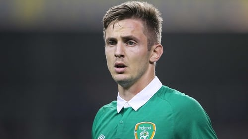 Kevin Doyle played 63 times for the Republic of Ireland