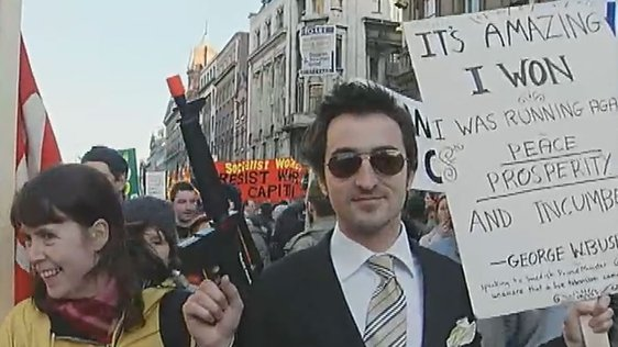 Prime Time Anti War Demonstration (2003)