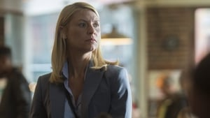 Claire Danes stars as Carrie Mathison