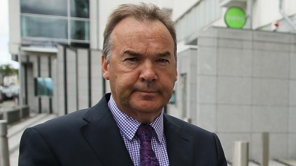 Detective Superintendent Colm Fox was found dead at Ballymun Garda Station last year