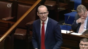 Simon Coveney said he also believes the EU taskforce will expect significant progress by June