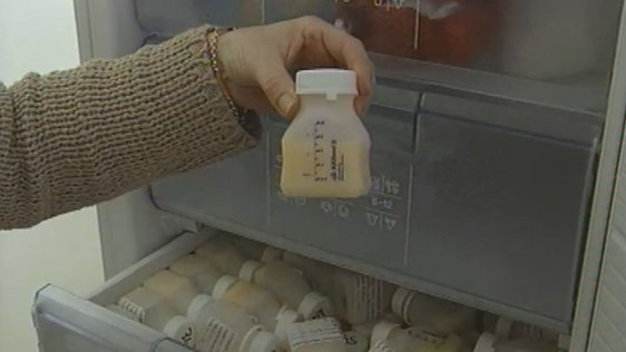 Breast milk bank, Irvinestown, County Fermanagh (2003)