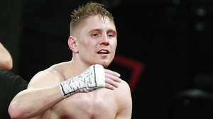 Jason Quigley: 'I'm ready to kick off the year in London'