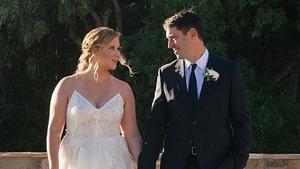 Amy Schumer began dating Chris Fischer last year Photo: Amy Schumer/Instagram