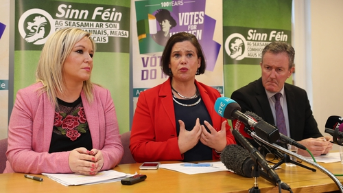 DUP may call for direct rule in House of Commons debate