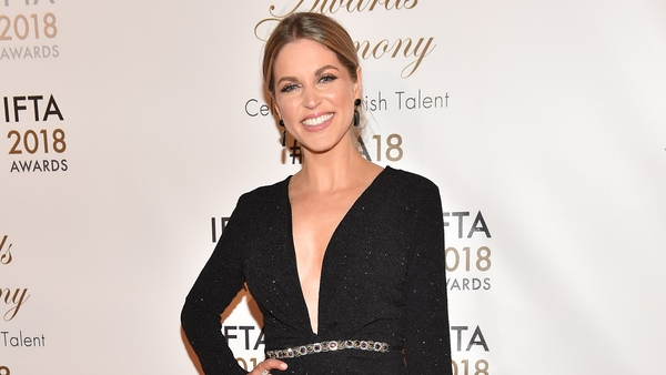 Amy Huberman delighted with warm reception to Striking Out