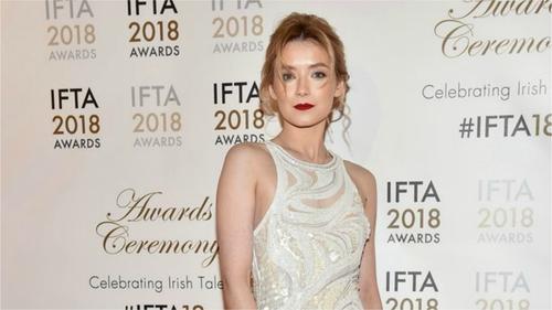 IFTA nomineeSarah Bolger