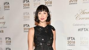 IFTA winner Caitriona Balfe