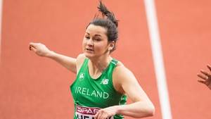 The 100m is not even Healy's main event
