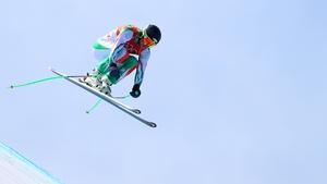 Patrick McMillan in action at Pyeongchang