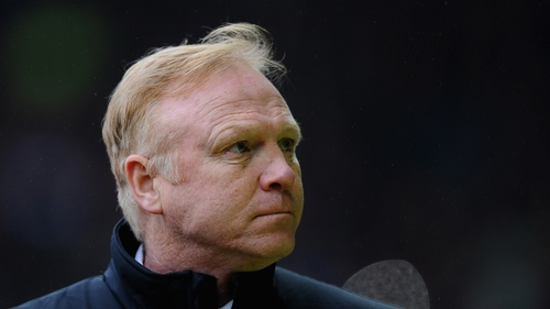 Scotland appoint Alex McLeish to replace Gordon Strachan