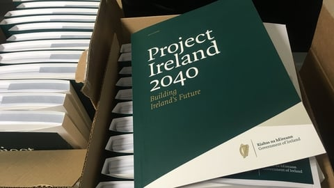 Project Ireland 2040 | The Week in Politics