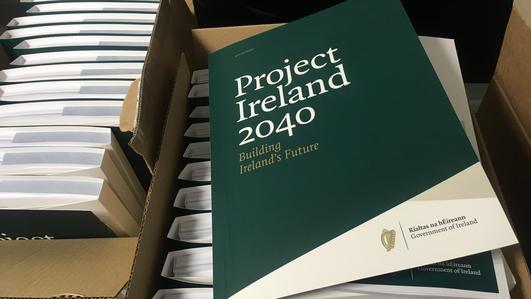 Ireland 2040 and Health