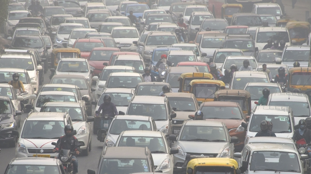 Consumer and industrial products are dominant urban air pollution source: study