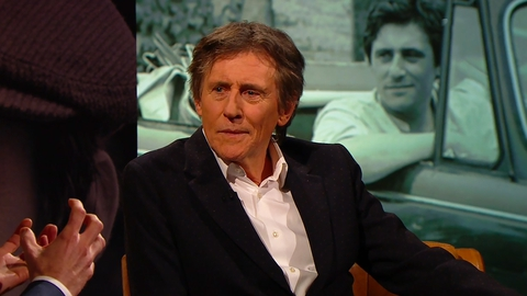 Gabriel Byrne | The Late Late Show